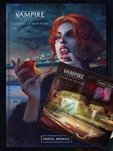 Vampire The Masquerade Coteries of New York Deluxe Edition (PC Download)