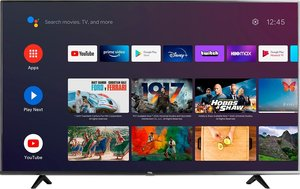 TCL 55S434 55-inch 4K HDR Smart Android LED TV