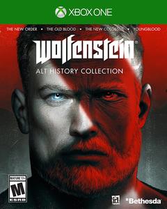 Wolfenstein: The Alternative History Bundle (Xbox One)