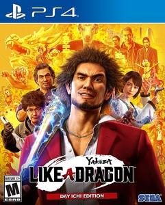 Yakuza: Like a Dragon (PS4) - Pre-owned