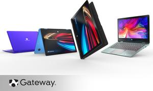 Gateway GWTC116 2-in-1, Celeron N3550, 4GB RAM, 64GB eMMC, 1080p IPS Touch
