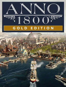 Anno 1800 Gold Edition Year 3 (PC Download)
