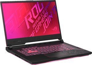 Asus ROG Strix G15, Core i7-10750H, GeForce GTX 1650 Ti, 8GB RAM, 512GB SSD