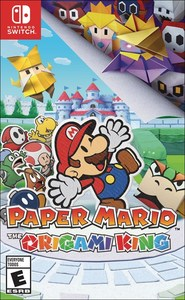 Paper Mario: The Origami King (Nintendo Switch) - Pre-owned