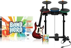 Band Hero featuring Taylor Swift - Super Bundle (Xbox 360)