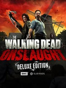 The Walking Dead Onslaught Deluxe Edition (PC Download)