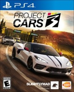 Project CARS 3 (PS4) - Pre-owned