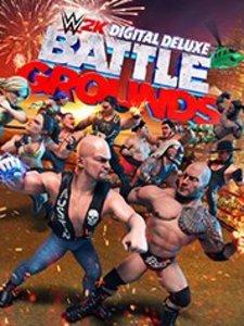 WWE 2K Battlegrounds Digital Deluxe (PC Download)