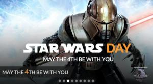 Fanatical Star Wars Day Sale