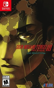 Shin Megami Tensei III: Nocturne HD Remaster (Nintendo Switch)