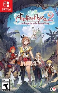 Atelier Ryza 2: Lost Legends and the Secret Fairy (Nintendo Switch)