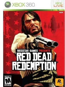 Red Dead Redemption (Xbox 360) - Pre-owned