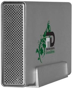 Fantom GreenDrive 2TB GD2000U3P