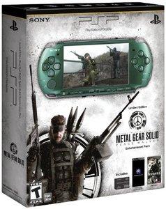 PSP-3000 Metal Gear Solid: Peace Walker Entertainment Pack