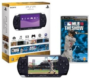 PSP 3000 MLB 10: The Show Bundle Limited Edition