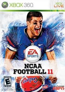NCAA Football 11 (Xbox 360)