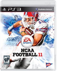 NCAA Football 11 (PS3)