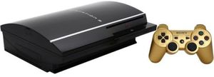 PS3 Fat 160GB Console (Refurbished)